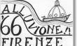 4 novembre 2020: 54° Anniversario Alluvione di Firenze – tutte le cerimonie