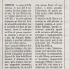 Rassegna Stampa: Corriere di Firenze – città di nuovo illuminata dai fari dell'Esercito