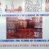 In attesa conferma data e luogo prossima esposizione Mostra ufficiale 50° Alluvione del '66