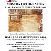 Mostra 50° alluvione '66: 100 nuove foto inedite esposte fino al 22 sett. alla Biblioteca Thouar