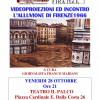 Venerdì 28 Ottobre: ore 21 Teatro il Palco a Firenze videoproiezioni alluvione 1966
