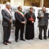 Cardinale Betori inaugura la mostra fotografica ufficiale del 50° Alluvione di Firenze