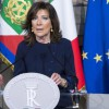 Lapide ai Carabinieri Angeli del Fango: Messaggio della Presidente del Senato