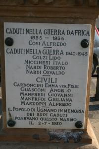 Monumento ai Caduti di Ugano (2)
