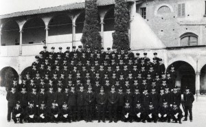 4 Compagnia 59° Corso (1966) Scuola Sottufficiali Carabinieri di Firenze (1966)