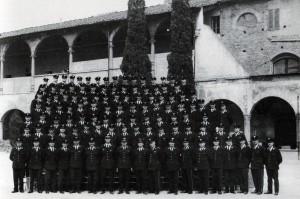 5 Compagnia 59° Corso (1966) Scuola Sottufficiali Carabinieri di Firenze (1966)