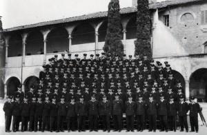 6 Compagnia 59° Corso (1966) Scuola Sottufficiali Carabinieri di Firenze (1966)
