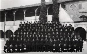 9 Compagnia 59° Corso (1966) Scuola Sottufficiali Carabinieri di Firenze (1966)