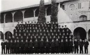 8 Compagnia 59° Corso (1966) Scuola Sottufficiali Carabinieri di Firenze (1966)