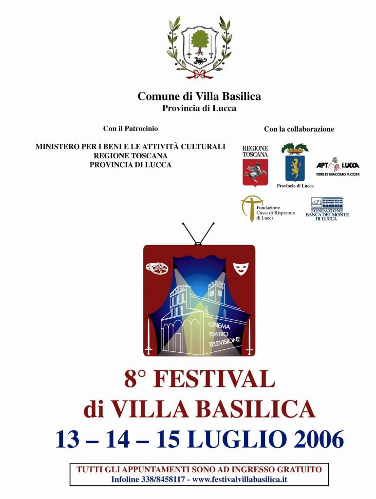 Festival Villa Basilica 2006 - 1