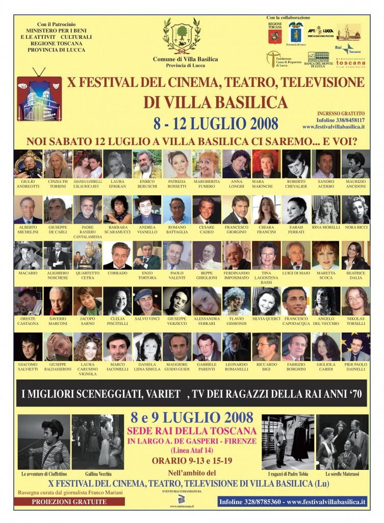 Festival Villa Basilica 2008