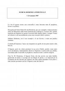 UN ASILO DI ANIME - libro per il 130 suore domenicane - A CURA DI FRANCO MARIANI-page-007