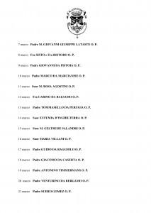 Libro SANTI  BEATI TESTIMONI DELLA FEDE DOMENICANI di Franco Mariani-page-008