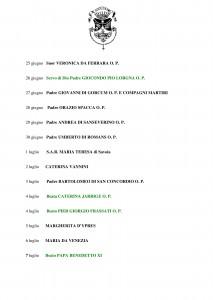 Libro SANTI  BEATI TESTIMONI DELLA FEDE DOMENICANI di Franco Mariani-page-016