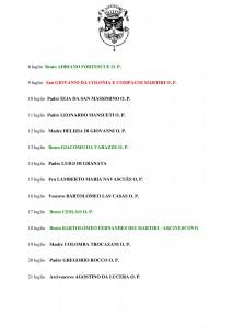Libro SANTI  BEATI TESTIMONI DELLA FEDE DOMENICANI di Franco Mariani-page-017