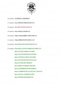 Libro SANTI  BEATI TESTIMONI DELLA FEDE DOMENICANI di Franco Mariani-page-022