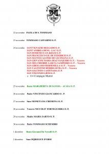 Libro SANTI  BEATI TESTIMONI DELLA FEDE DOMENICANI di Franco Mariani-page-028