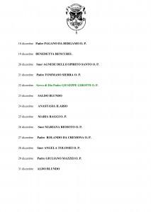 Libro SANTI  BEATI TESTIMONI DELLA FEDE DOMENICANI di Franco Mariani-page-030