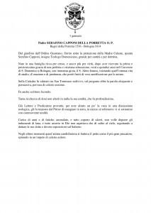 Libro SANTI  BEATI TESTIMONI DELLA FEDE DOMENICANI di Franco Mariani-page-031