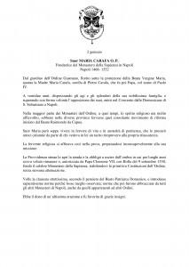 Libro SANTI  BEATI TESTIMONI DELLA FEDE DOMENICANI di Franco Mariani-page-032