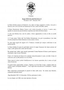Libro SANTI  BEATI TESTIMONI DELLA FEDE DOMENICANI di Franco Mariani-page-033