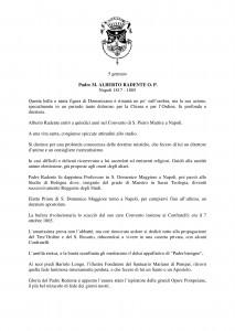 Libro SANTI  BEATI TESTIMONI DELLA FEDE DOMENICANI di Franco Mariani-page-035