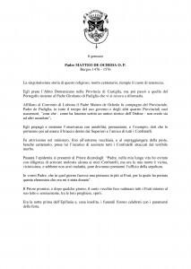 Libro SANTI  BEATI TESTIMONI DELLA FEDE DOMENICANI di Franco Mariani-page-036