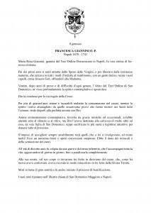 Libro SANTI  BEATI TESTIMONI DELLA FEDE DOMENICANI di Franco Mariani-page-039
