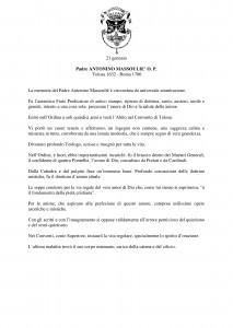 Libro SANTI  BEATI TESTIMONI DELLA FEDE DOMENICANI di Franco Mariani-page-053