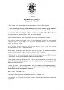 Libro SANTI  BEATI TESTIMONI DELLA FEDE DOMENICANI di Franco Mariani-page-055