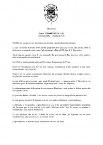 Libro SANTI  BEATI TESTIMONI DELLA FEDE DOMENICANI di Franco Mariani-page-056