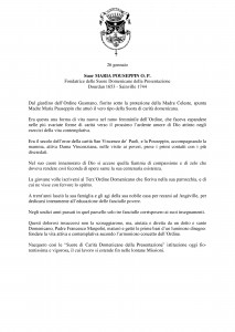 Libro SANTI  BEATI TESTIMONI DELLA FEDE DOMENICANI di Franco Mariani-page-058