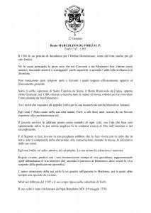 Libro SANTI  BEATI TESTIMONI DELLA FEDE DOMENICANI di Franco Mariani-page-059