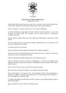 Libro SANTI  BEATI TESTIMONI DELLA FEDE DOMENICANI di Franco Mariani-page-062