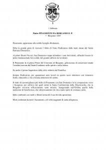 Libro SANTI  BEATI TESTIMONI DELLA FEDE DOMENICANI di Franco Mariani-page-065