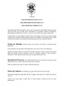 Libro SANTI  BEATI TESTIMONI DELLA FEDE DOMENICANI di Franco Mariani-page-066