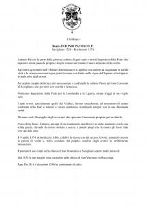 Libro SANTI  BEATI TESTIMONI DELLA FEDE DOMENICANI di Franco Mariani-page-067