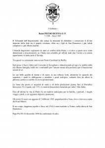Libro SANTI  BEATI TESTIMONI DELLA FEDE DOMENICANI di Franco Mariani-page-069