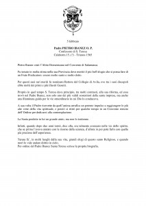 Libro SANTI  BEATI TESTIMONI DELLA FEDE DOMENICANI di Franco Mariani-page-071