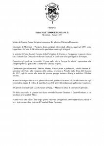 Libro SANTI  BEATI TESTIMONI DELLA FEDE DOMENICANI di Franco Mariani-page-072