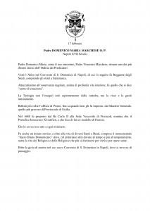 Libro SANTI  BEATI TESTIMONI DELLA FEDE DOMENICANI di Franco Mariani-page-084