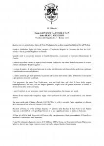 Libro SANTI  BEATI TESTIMONI DELLA FEDE DOMENICANI di Franco Mariani-page-085
