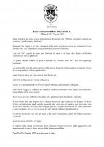 Libro SANTI  BEATI TESTIMONI DELLA FEDE DOMENICANI di Franco Mariani-page-088