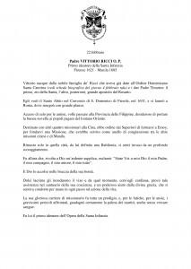 Libro SANTI  BEATI TESTIMONI DELLA FEDE DOMENICANI di Franco Mariani-page-090