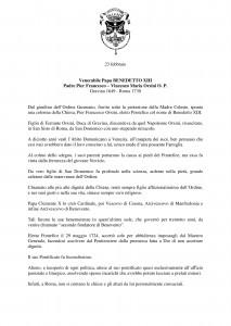 Libro SANTI  BEATI TESTIMONI DELLA FEDE DOMENICANI di Franco Mariani-page-091