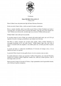 Libro SANTI  BEATI TESTIMONI DELLA FEDE DOMENICANI di Franco Mariani-page-094