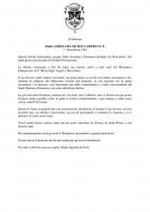 Libro SANTI  BEATI TESTIMONI DELLA FEDE DOMENICANI di Franco Mariani-page-097
