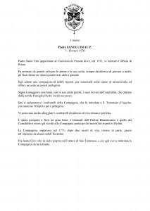 Libro SANTI  BEATI TESTIMONI DELLA FEDE DOMENICANI di Franco Mariani-page-099