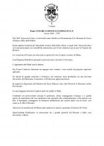 Libro SANTI  BEATI TESTIMONI DELLA FEDE DOMENICANI di Franco Mariani-page-100