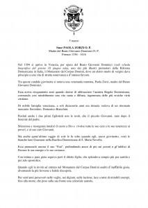 Libro SANTI  BEATI TESTIMONI DELLA FEDE DOMENICANI di Franco Mariani-page-103